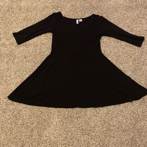H&M Black Tunic